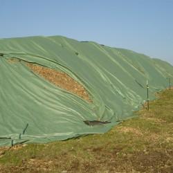 2-) Vert Rouleau 6 x 50m  200g/m
